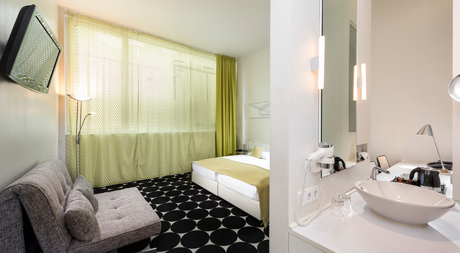 Mark Apart Hotel Berlin Business Doppelzimmer