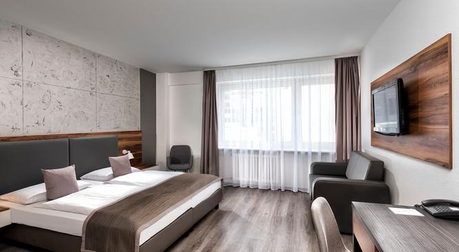Hotelzimmer Nahe Kurfurstendamm Mark Apart Hotel Berlin